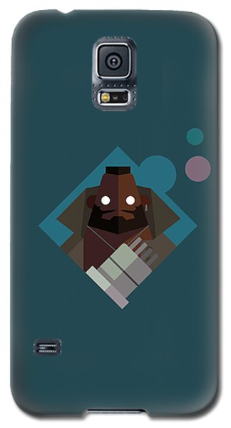 Mr. Wallace Galaxy S5 Case by Michael Myers