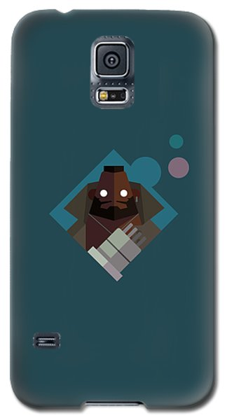 Galaxy S5 Case featuring the digital art Mr. Wallace by Michael Myers