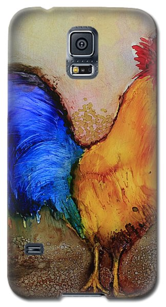 Mr.rooster Galaxy S5 Case by Suzanne Canner