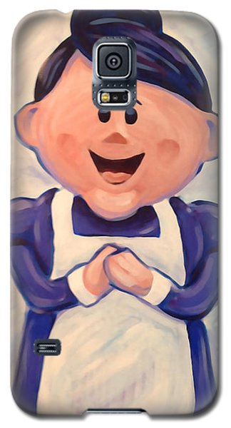 Mrs Claus Galaxy S5 Case