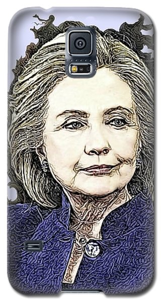 Mrs Hillary Clinton Galaxy S5 Case