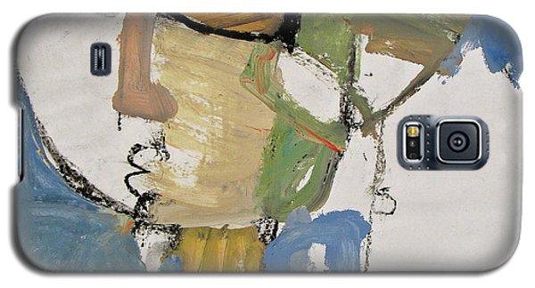 Ms Abby Strac Had One Good Eye Galaxy S5 Case by Cliff Spohn