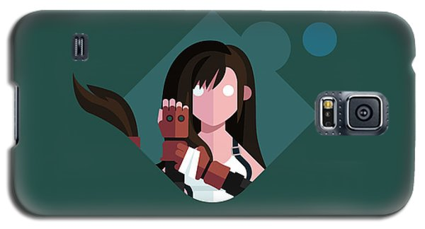Ms. Lockhart Galaxy S5 Case by Michael Myers
