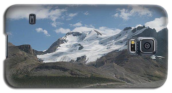 Mt Athabasca Galaxy S5 Case