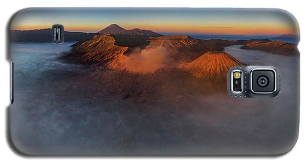 Mt Bromo Sunrise Galaxy S5 Case
