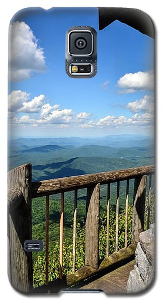 Mt. Cammerer Galaxy S5 Case by Debbie Green