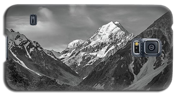 Mt Cook Wilderness Galaxy S5 Case