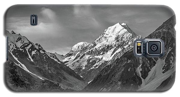 Mt Cook Wilderness Galaxy S5 Case