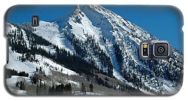 Mt Crested Butte Galaxy S5 Case