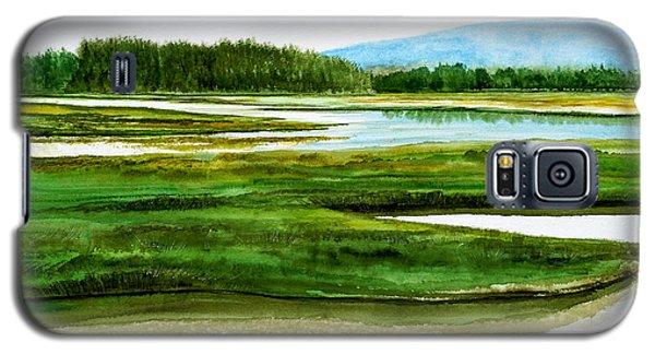 Mt Desert Island Galaxy S5 Case
