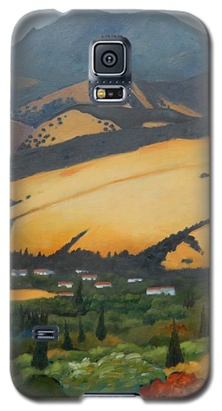 Mt. Diablo Above Galaxy S5 Case