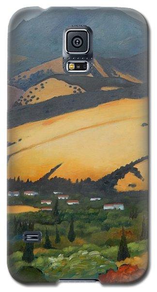 Mt. Diablo Above Galaxy S5 Case by Gary Coleman