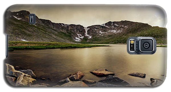 Mt. Evans Summit Lake Galaxy S5 Case