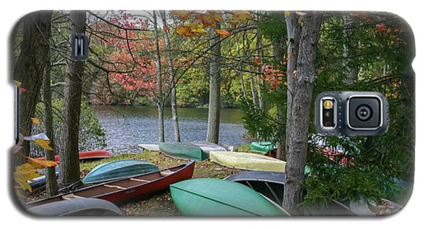 Mt. Gretna Canoes Galaxy S5 Case