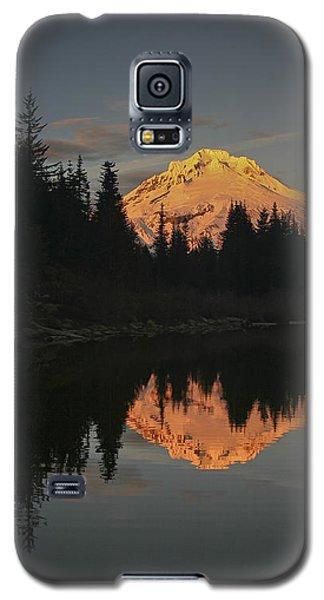 Mt Hood Alpenglow II Galaxy S5 Case