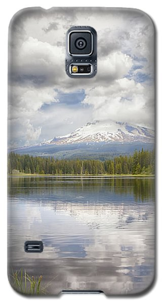 Mt Hood From Trilliam Lake Galaxy S5 Case