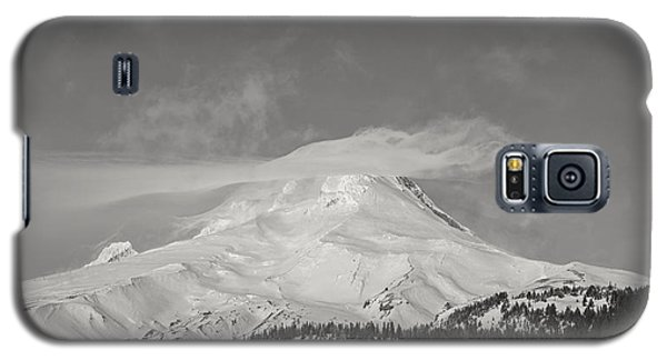 Mt Hood From White River Galaxy S5 Case