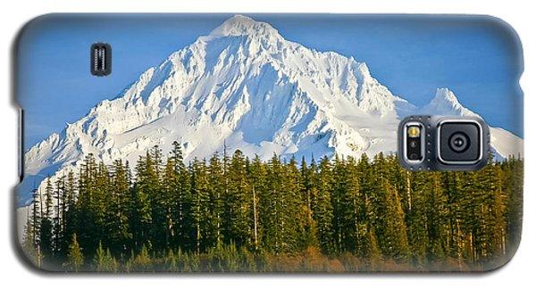 Mt Hood In Winter Galaxy S5 Case