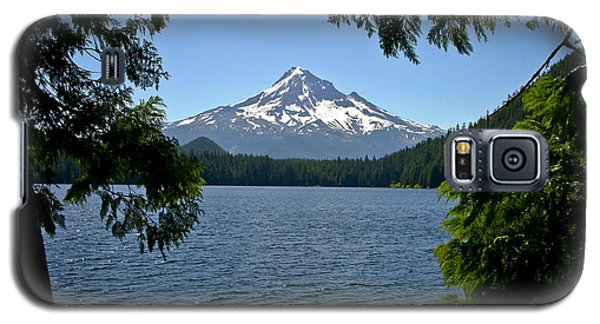 Mt Hood Over Lost Lake Galaxy S5 Case