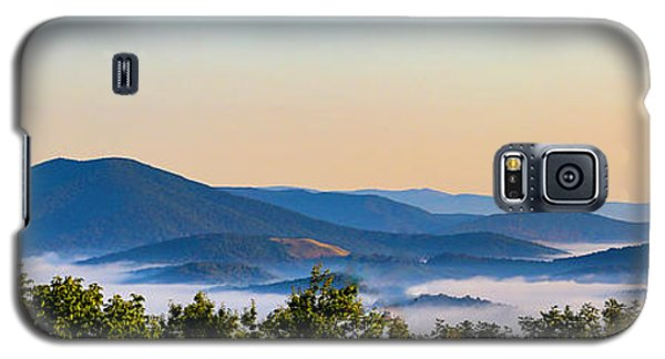 Mt. Jefferson Cloud Lake Galaxy S5 Case