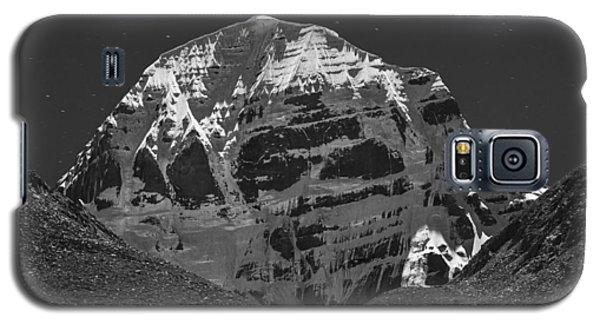 Mt. Kailash In Moonlight Galaxy S5 Case by Hitendra SINKAR