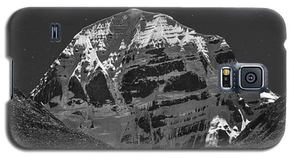 Mt. Kailash In Moonlight, Dirapuk, 2011 Galaxy S5 Case