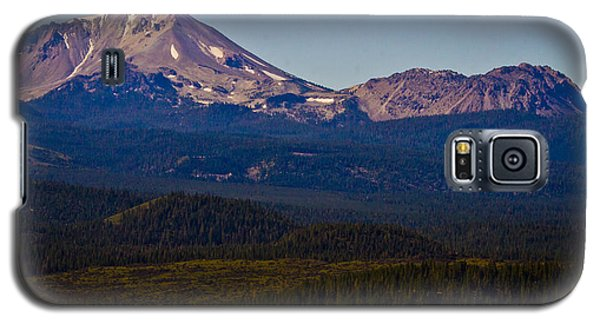 Mt Lassen And Chaos Crags Galaxy S5 Case