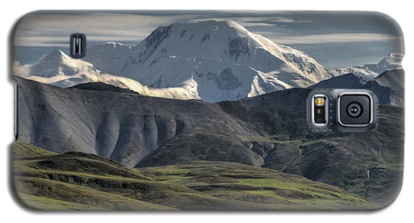 Galaxy S5 Case featuring the photograph Mt. Mather by Gary Lengyel