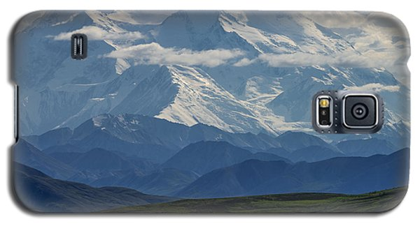 Galaxy S5 Case featuring the photograph Denali by Gary Lengyel
