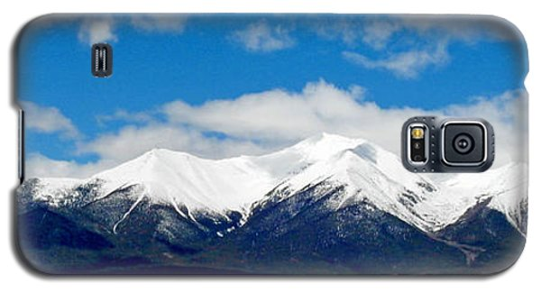 Mt. Princeton Colorado Galaxy S5 Case