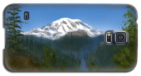 Mt Rainier Galaxy S5 Case
