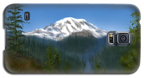 Mt Rainier Galaxy S5 Case