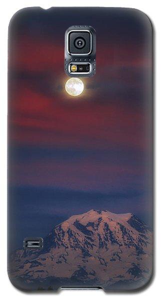 Mt Rainer Super Moon Galaxy S5 Case
