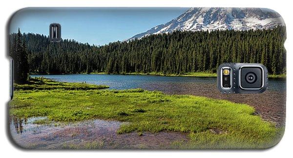 Mt Rainier From Reflection Lake, No. 2 Galaxy S5 Case