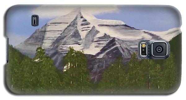 Mt. Robson, Bc Galaxy S5 Case