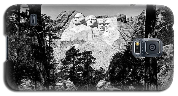 Mt Rushmore Galaxy S5 Case