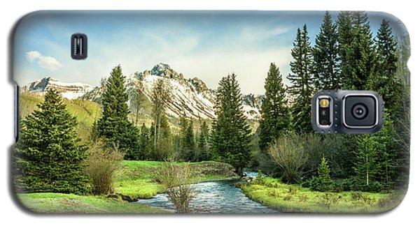 Mt. Sneffels Peak Galaxy S5 Case