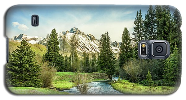 Mt. Sneffels Peak Galaxy S5 Case