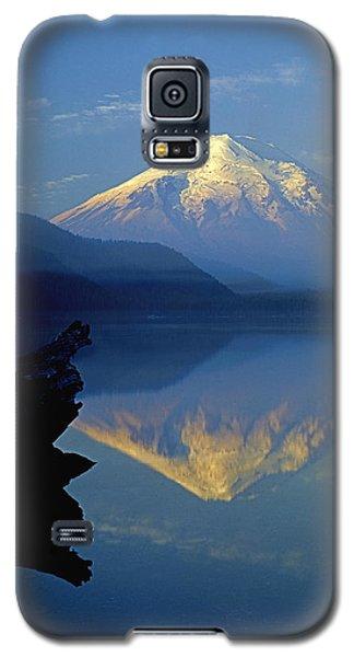 1m4907-v-mt. St. Helens Reflect V  Galaxy S5 Case