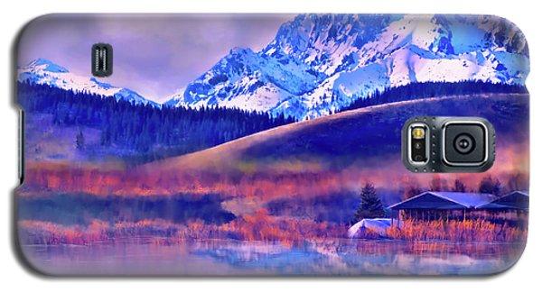 Mt. Stuart Galaxy S5 Case by Kari Nanstad