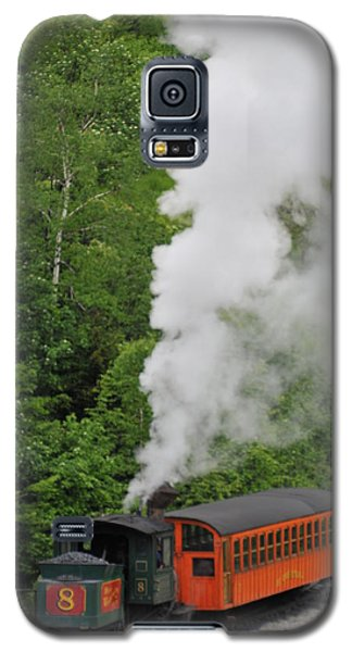 Mt Washington Cog Railroad Galaxy S5 Case