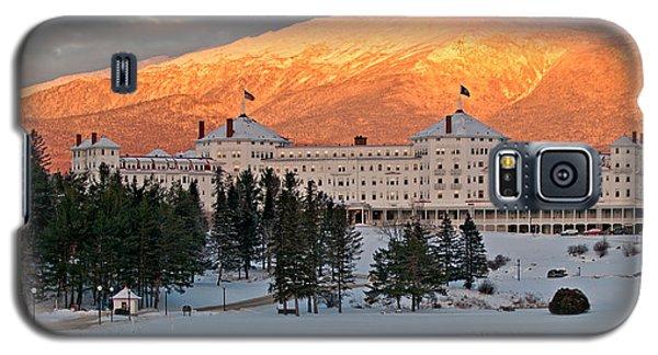 Mt. Washinton Hotel Galaxy S5 Case