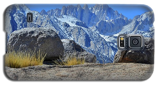 Mt. Whitney - Highest Point In The Lower 48 States Galaxy S5 Case
