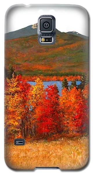 Mt.chocorua Galaxy S5 Case by Jack Skinner