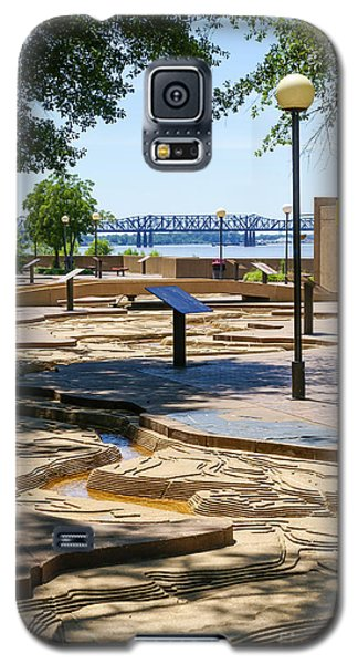 Mud Island Park Galaxy S5 Case by Jennifer White