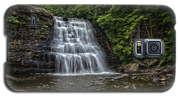 Muddy Creek Falls Galaxy S5 Case