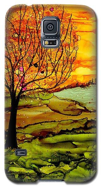 Muddy Fall Galaxy S5 Case