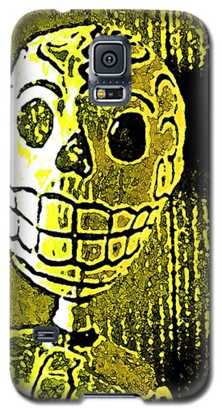 Galaxy S5 Case featuring the photograph Muertos 1 by Pamela Cooper