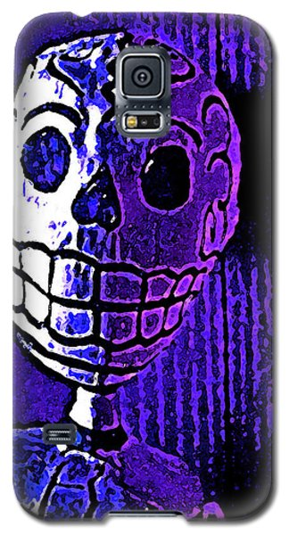Galaxy S5 Case featuring the photograph Muertos 2 by Pamela Cooper