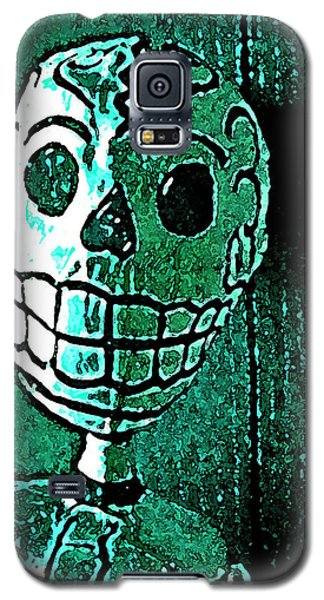 Galaxy S5 Case featuring the photograph Muertos 4 by Pamela Cooper
